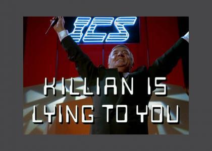 Not Seth Killian, but it sometimes felt like this was his job!